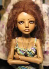 Echo - Planetdoll Riz #bjd #doll
