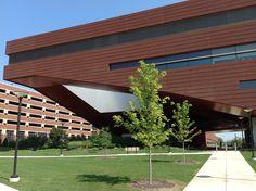 Millenium Science Building. No school does sleek buildings like Penn State!