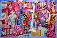 "Saatchi Art Artist Uku Chan; Painting, ""Untitled"" #art"