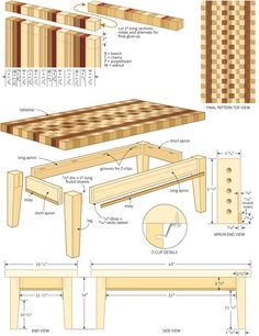 mission coffee table plans find an exhaustive list of hundreds of