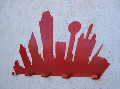 Miejskie opowieści, wieszak nie tylko dla tych z  miasta :)