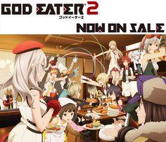 God Eater 2 |OT| Feed me Seymour! - NeoGAF