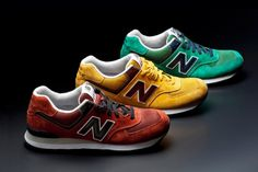 new balance New Balance ML574, más colores para este Otoño 2012 2013