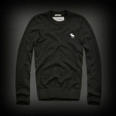 アバクロ メンズ ニット Abercrombie & Fitch BUSHNELL FALLS セーター-アバクロ 通販 ショップ-【I.T.SHOP】 #ITShop