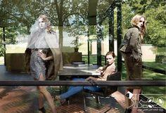 10ساختمان مشهور مورد استفاده عکاسان مدل
