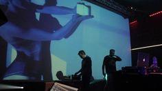 JAGO VJ live _ Crazy P, Akirahawks,  Kenji Takimi @ Basen, Warsaw. 2-3.11.2012   https://www.facebook.com/jagovj    vj set: JAGO VJ  live act: Kenji Takimi, Crazy P, Akirahawks, Novika & Mr Lex, Najar.
