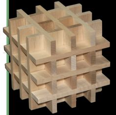 Keva planks seem simple: they're wooden blocks. But like Lego, from these unassuming pieces, wondrous creations arise