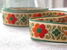 i love folksy ribbons