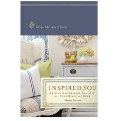 "Miss Mustard Seed's Milk Paint | ""Inspired You"" Book"