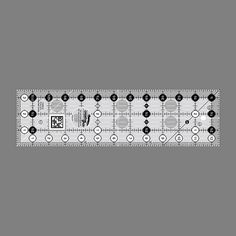 "Creative Grids 3 1/2"" x 12 1/2"" Rectangle Ruler"