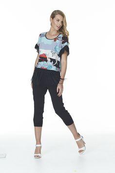 Capri Pants, Fashion, Moda, Capri Trousers, Fashion Styles, Fasion