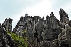 sharp rocks - Google Search Half Dome, Underwater, Mount Rushmore, Fantasy, Mountains, Islands, Nature, Rocks, Travel