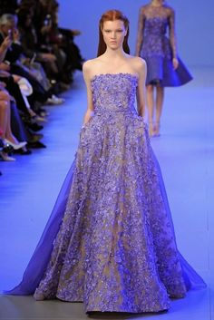 2014 HAUTE COUTURE EVENING GOWNS | Evening Dresses | Elie Saab Haute Couture 2014