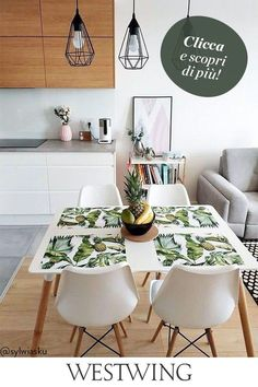 Kitchen Furniture, Home Furniture, Furniture Design, Modern Kitchen Design, Kitchen Storage, Home Projects, Living Room Designs, Sweet Home, Dining Table