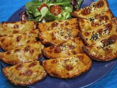 Canapes, Cooking Time, Baked Potato, Sweet Recipes, Quiche, Zucchini, French Toast, Food And Drink, Pizza