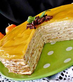 Egy finom Narancsos-túrós palacsintatorta ebédre vagy vacsorára? Narancsos-túrós palacsintatorta Receptek a Mindmegette.hu Recept gyűjteményében! Hungarian Recipes, Hungarian Food, Waffles, Pancakes, Food And Drink, Favorite Recipes, Sweets, Healthy Recipes, Meals