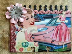 Fabulous 50's Rolo - Pink | by Donetta's Beaded Treasures