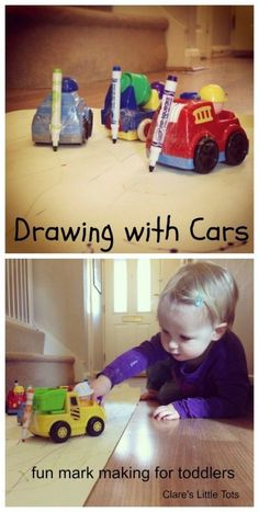 Ideas creative art activities for toddlers craft ideas Art Activities For Toddlers, Infant Activities, Preschool Activities, Art With Toddlers, Easel Activities, Crafts Toddlers, Drawing Activities, Transportation Activities, Toddler Crafts