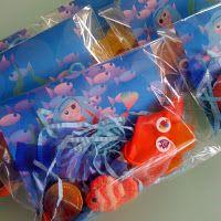 pirate mermaid aquarium keepsakes