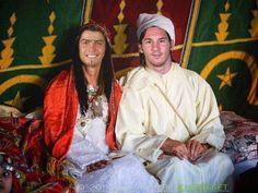 Messi & Ronaldo ..hhh