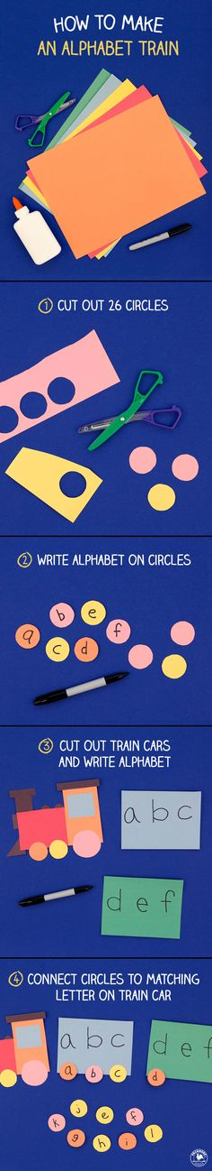 Watch your child ace the alphabet with this fun game! For more of a challenge, try using upper and lowercase letters.