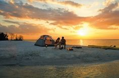 10 Awesome Spots to Enjoy Camping on the Beach