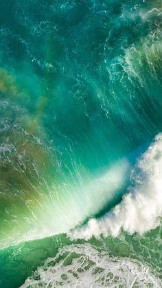 Water & Waves.