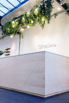 HO, HO, HO,  Pour continuez dans l'ambiance de Noël, j'aimerais vous parler un peu d'un projet qui me tient à coeur: La boutique Smallable. Il y a maintenant quelques semaines nous avons eu u...