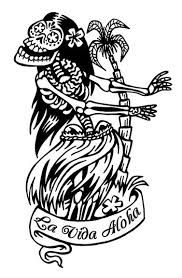 hawaiian tiki tattoos - Google Search