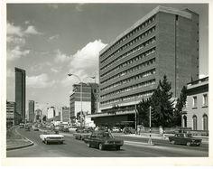 Edificio Carrera 7ª con Calle 39 / Paul Beer / 1965 / Colección Museo de Bogotá: MdB 24759 / Todos los derechos reservados