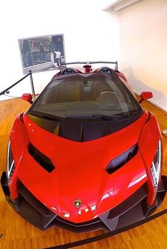 Lamborghini Veneno Roadster my dream car