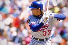Larry Walker Expos Baseball, Rockies Baseball, Baseball Photos, Sports Photos, Baseball Cards, Best Baseball Player, Better Baseball, Montreal, Baseball Photography