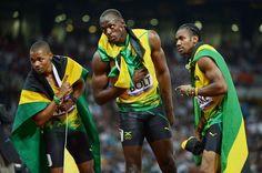 Usain Bolt London Olympics 2012