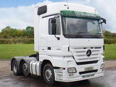 02da8177ea 2008 MERCEDES-BENZ 2544 ACTROS 6x2 Tractor Unit Diesel in Market Weighton