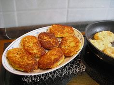 Mashed Potato Cookies by bärenmama Vegetarian Cooking, Healthy Cooking, Cooking Recipes, Vegetarian Meatballs, Cooking For Beginners, Cooking For Two, How To Cook Pasta, How To Cook Chicken, Benefits Of Potatoes
