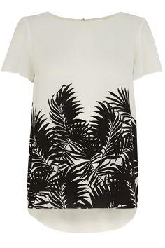 Placement Palm T-Shirt
