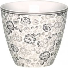 GreenGate Latte Cup - Luise Warm Grey