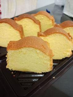 Cake Warisan Emak Empat Bahan by Christina Pastry Recipes, Cake Recipes, Dessert Recipes, Desserts, Marmer Cake, Bolu Cake, Resep Cake, Snacks Dishes, Steamed Cake