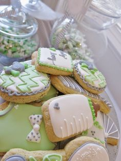 Nissa-Lynn Interiors and Decor: Baby Shower Bliss!