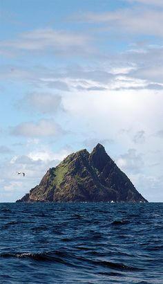 Skellig Michael, IE