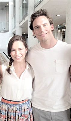 Sam + Emilia | via Tumblr