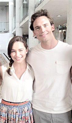 Sam + Emilia   via Tumblr