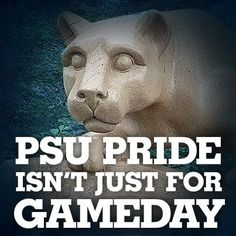 PSU pride isn't just for game day