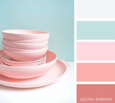 Yes indeed my fave colors, Pastels and Pinks.