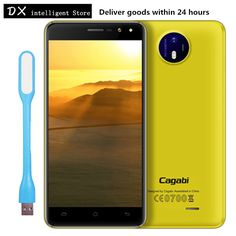 Original VKworld Cagabi One MTK6580A Quad Core Mobile Cell Phone 5.0 inch HD 1GB+8GB Android 6.0 8MP GPS Dual Flash SmartPhone