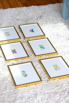 Small Framed Art, Small Art, Framed Artwork, Confetti Bars, Word Pictures Art, Book And Frame, Bathtub Decor, Frame Store, Small Paintings