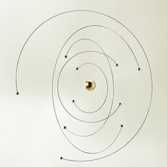 FREE SHIPPING! Shop Wayfair for Flensted Mobiles Niels Bohr Atom Model Mobile - Great Deals on all Furniture products with the best selection to choose from!
