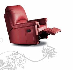 Donald Reclining Armchair