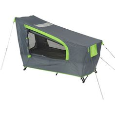 Ozark Trail Instant Tent Cot with Rainfly, Sleeps 1 #OzarkTrail