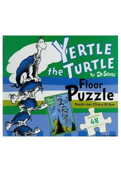 Puzzle: Yertle The Turtle